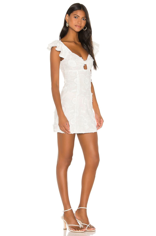 Carina Mini Dress, view 2, click to view large image.