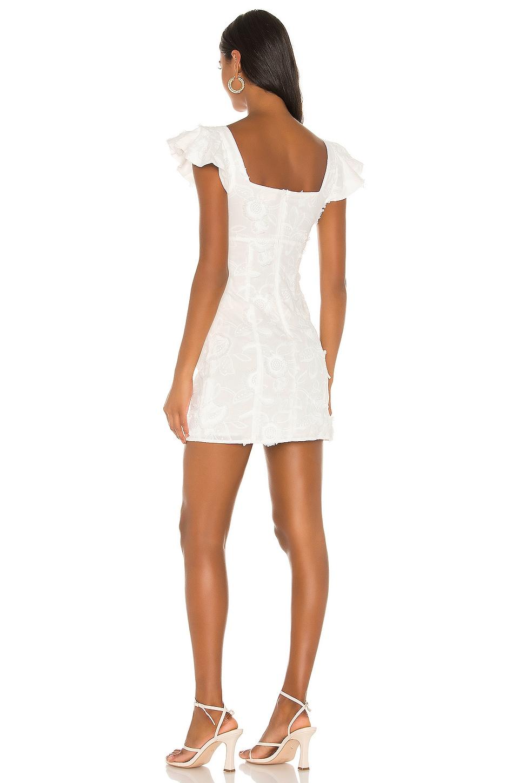 Carina Mini Dress, view 3, click to view large image.