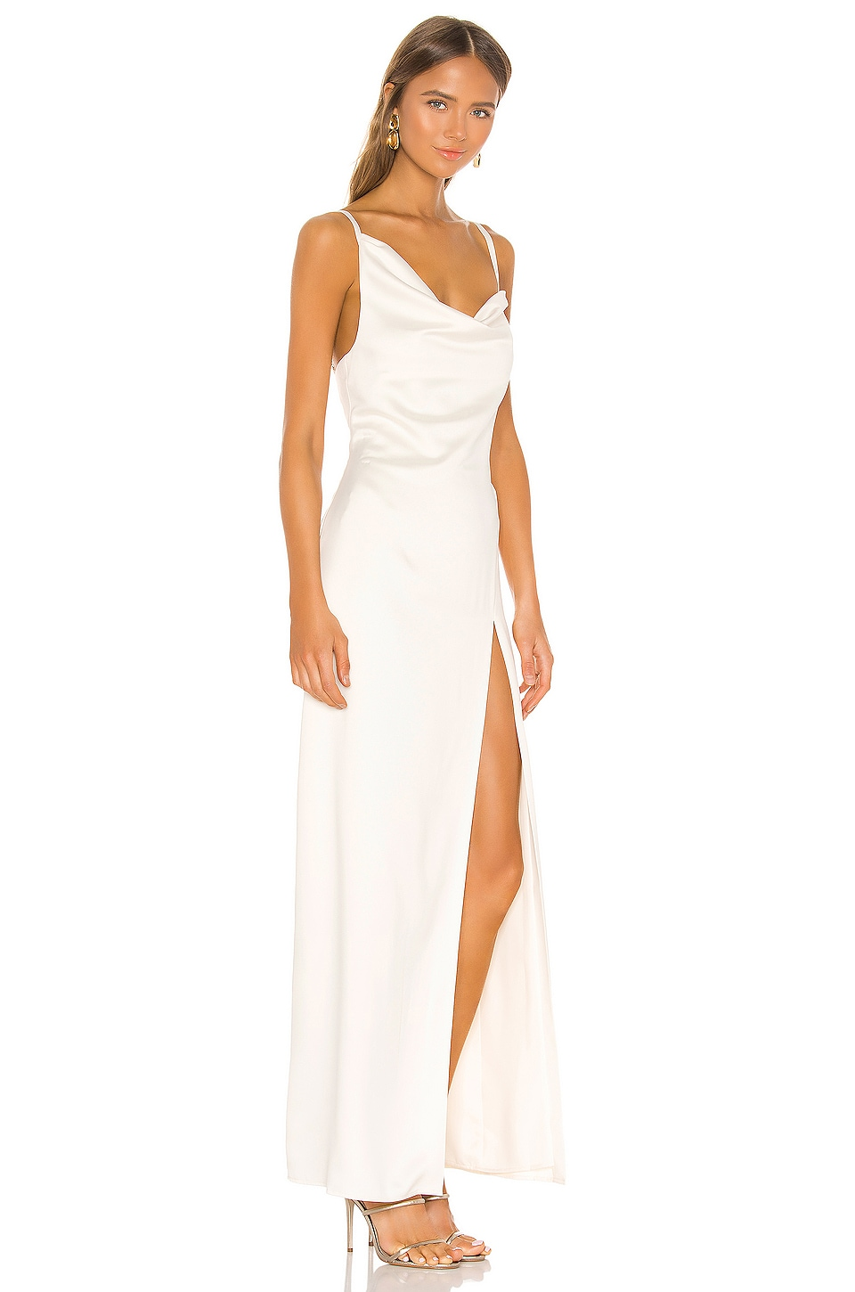 Reyna Maxi Dress, view 2, click to view large image.