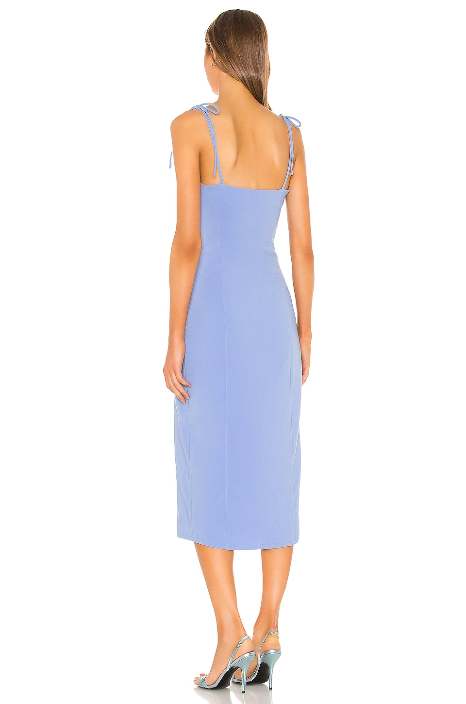 Aaliyah Midi Dress, view 3, click to view large image.