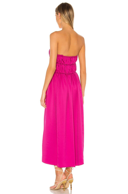 Rosita Midi Dress, view 4, click to view large image.