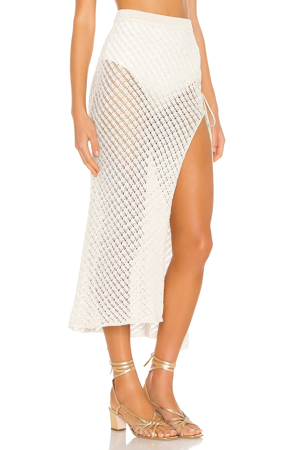 Offshore Midi Skirt, view 2, click to view large image.