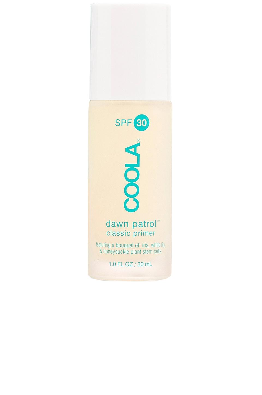 COOLA Dawn Patrol Classic Makeup SPF 30 Cucumber Primer