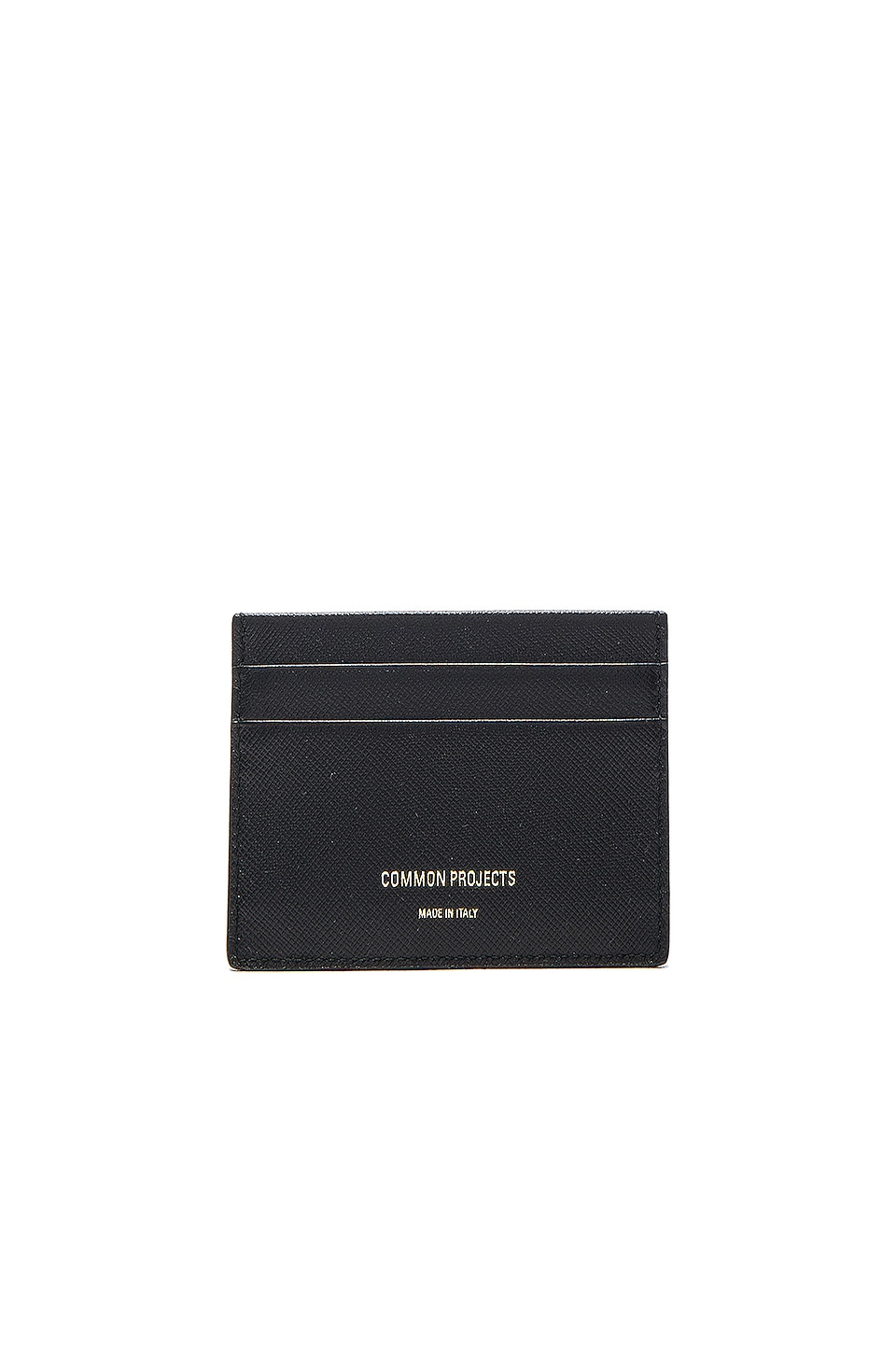 Common Projects Multi Cardholder in Black