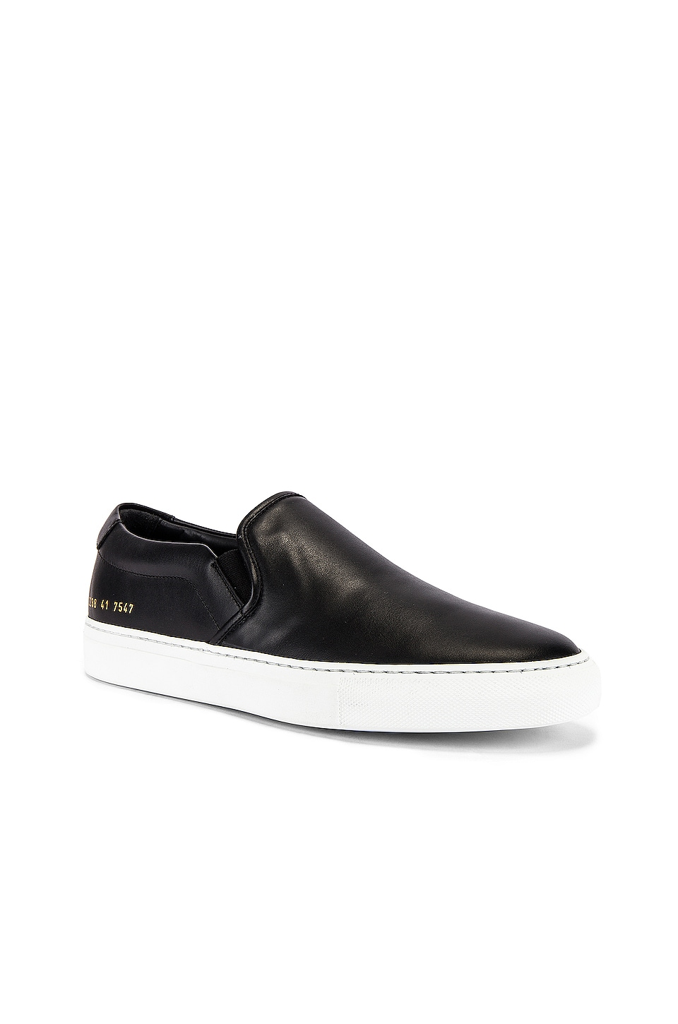 Common Projects Slip On in Black