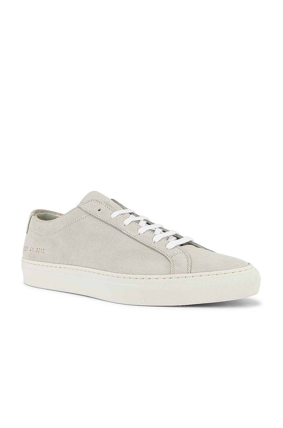 common project suede sneakers