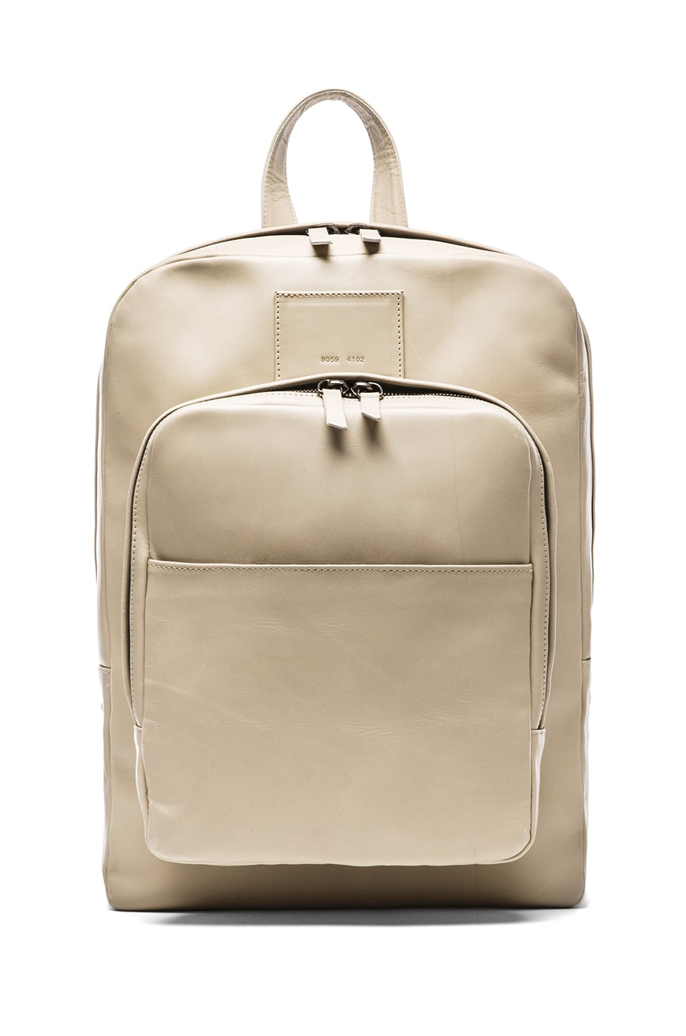 Common Projects Backpack in Off White