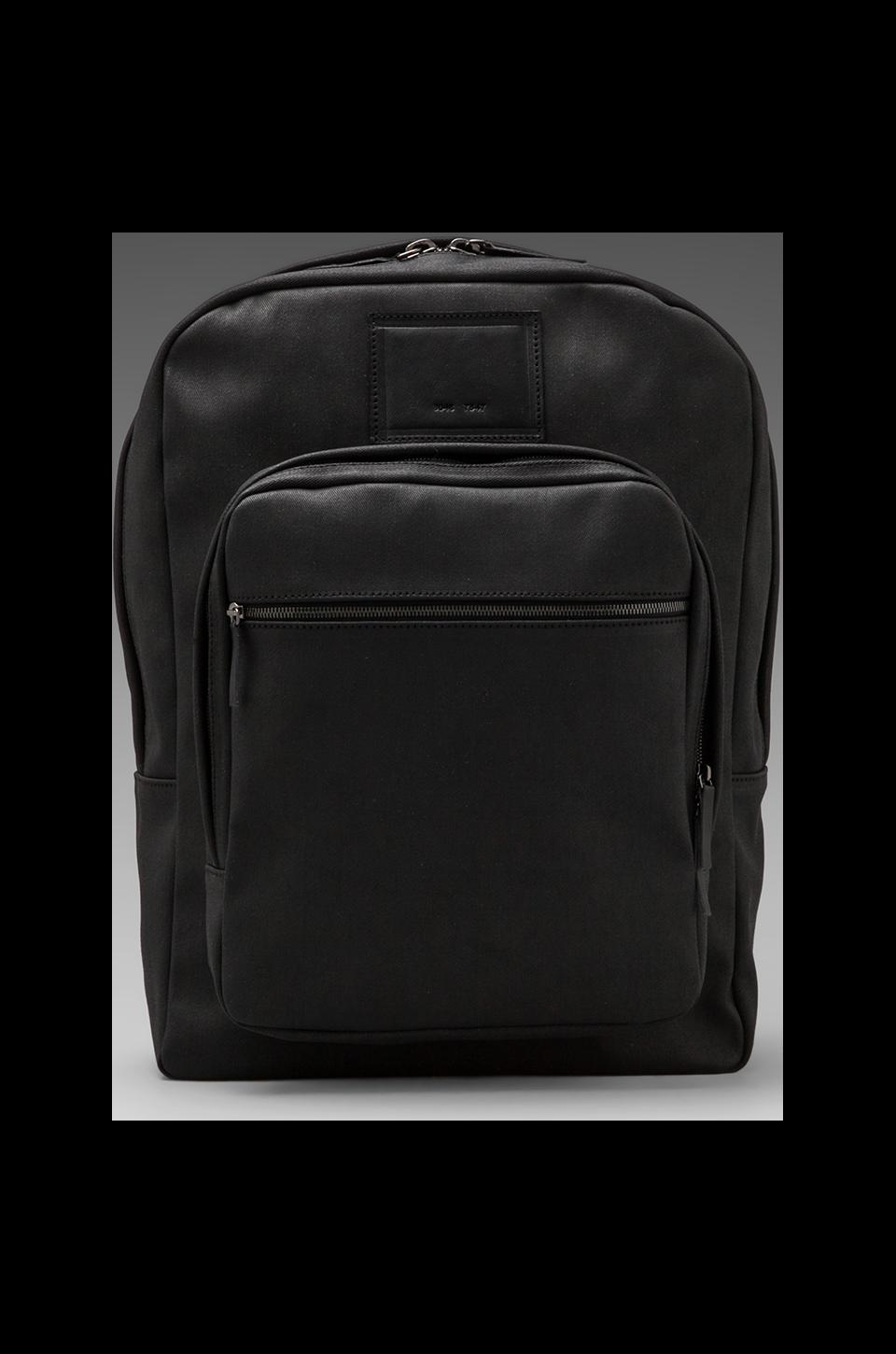 Common Projects Knapsack in Canvas & Leather en Noir