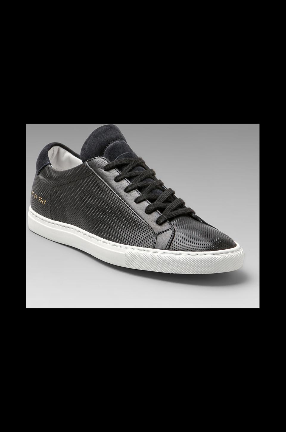 Common Projects Summer Edition Perforated in Black