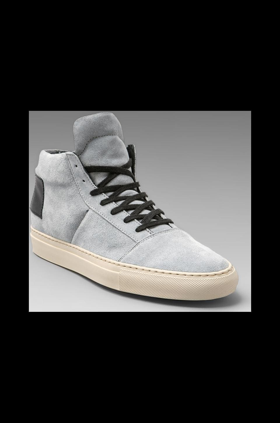 Common Projects Quarter Top Board in Blue Grey