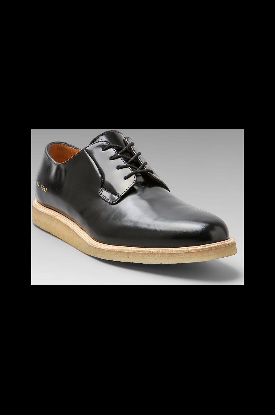 Common Projects Derby in Black