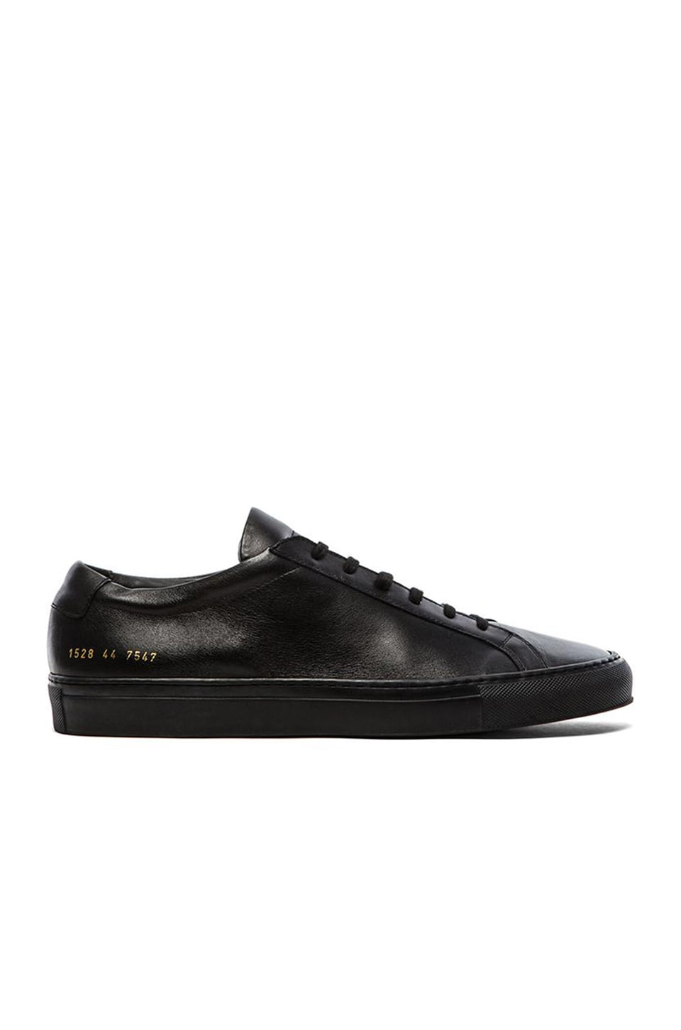 Common Projects Original Achilles Low in Black