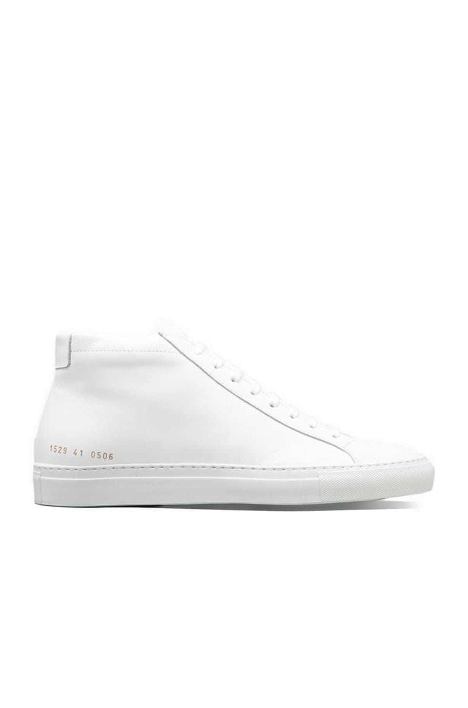 Common Projects Original Achilles Mid in White