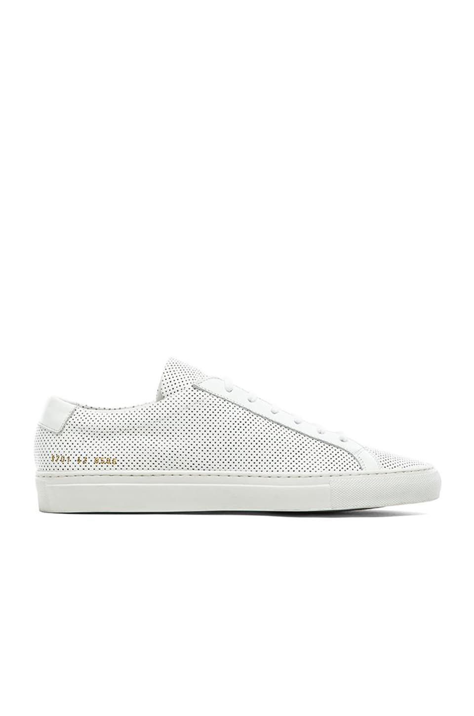 Original Achilles Perforated by Common Projects