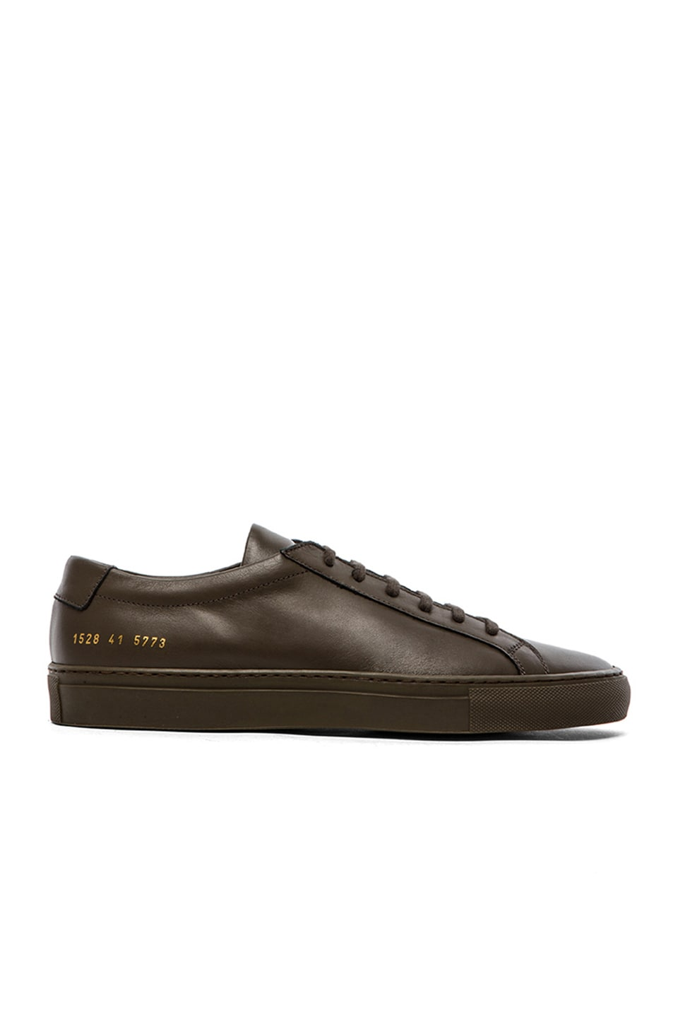 Common Projects Original Achilles Low in Army Green