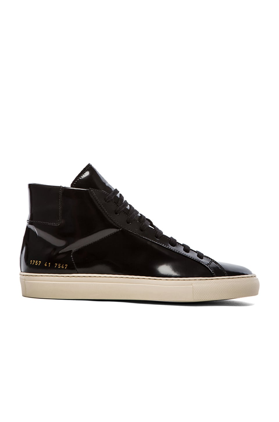 Common Projects Original Vintage High in Black