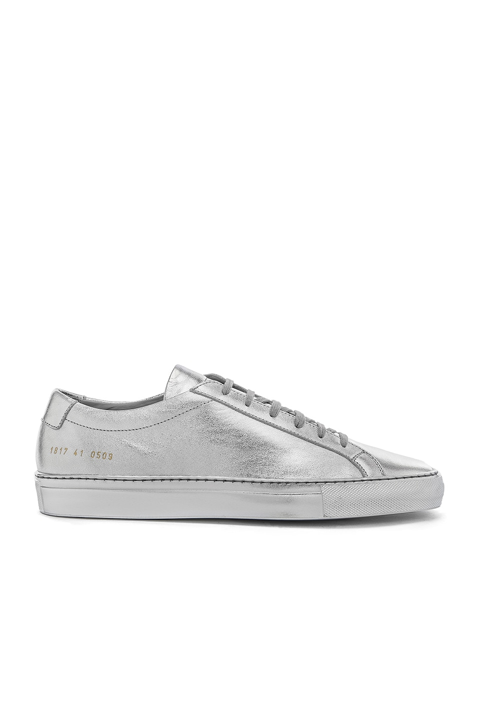 Original Achilles Silver Edition by Common Projects