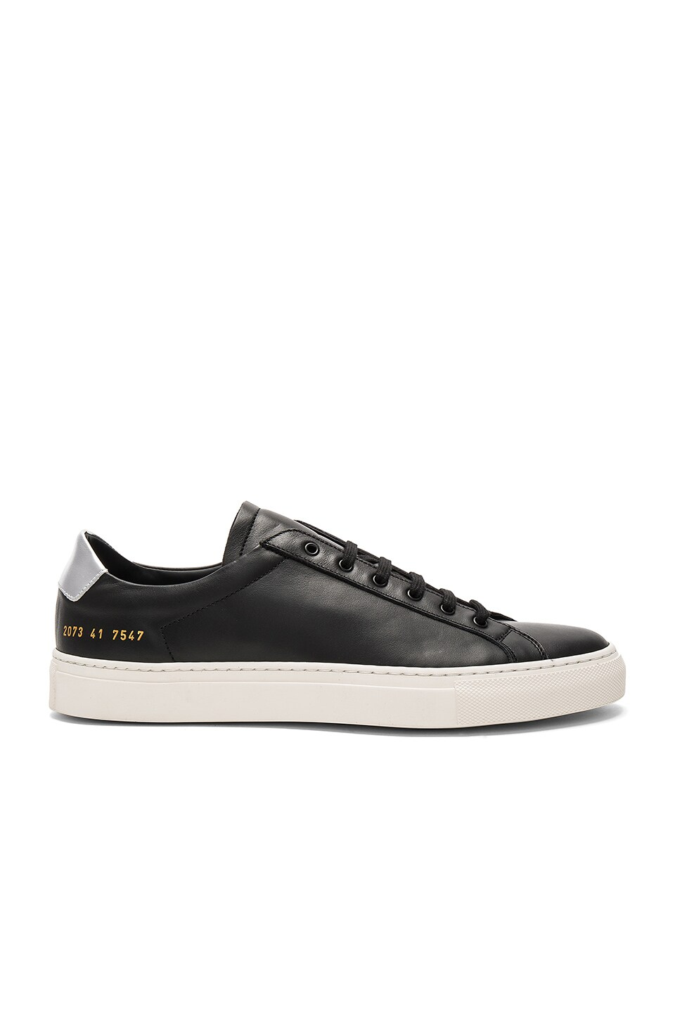 Achilles Retro Low by Common Projects