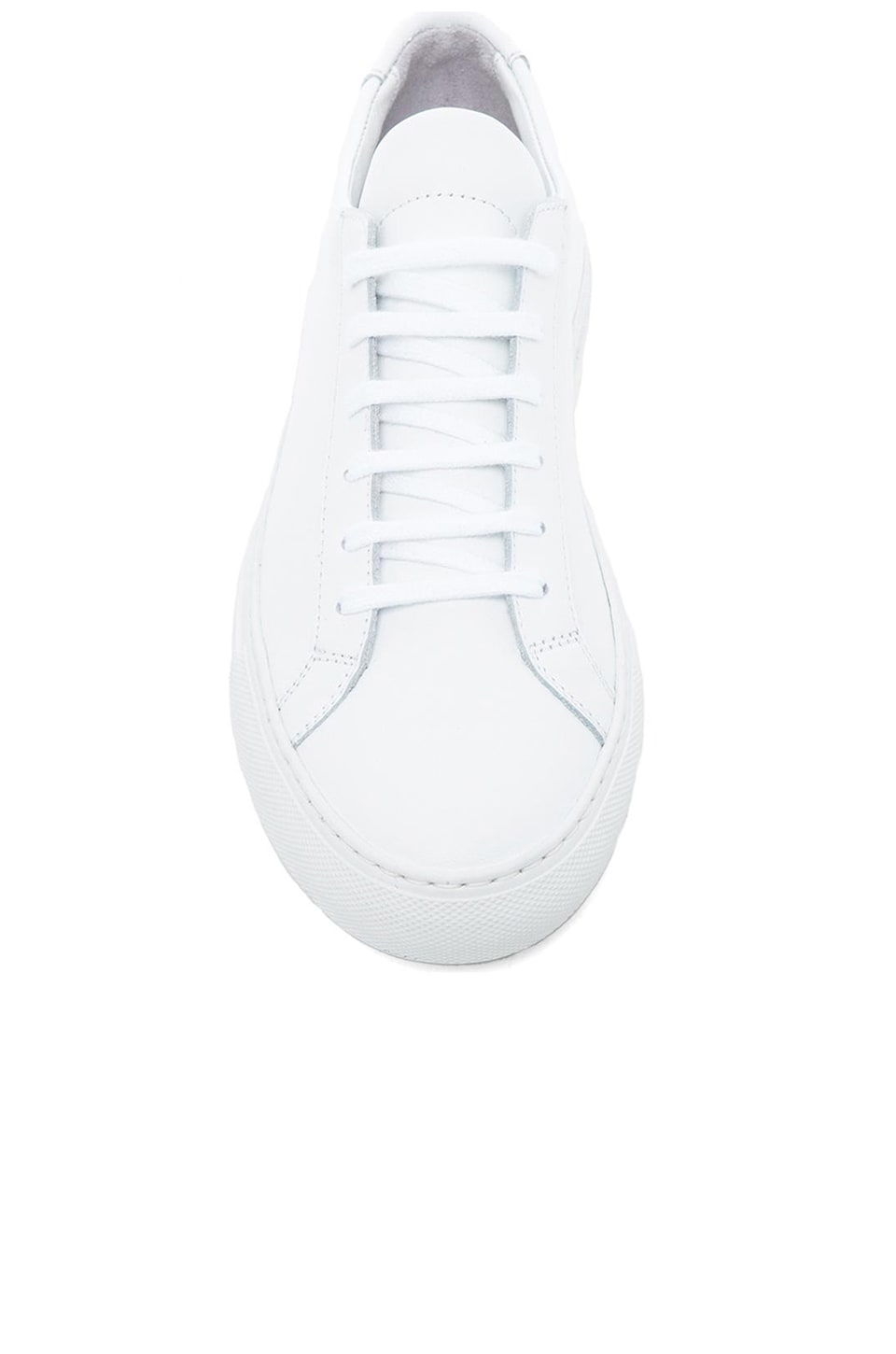 Common Projects Original Achilles Low in White