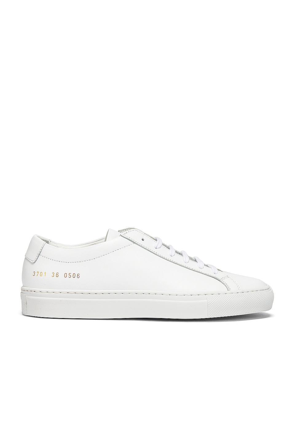 Common Projects КРОССОВКИ ORIGINAL ACHILLES LOW