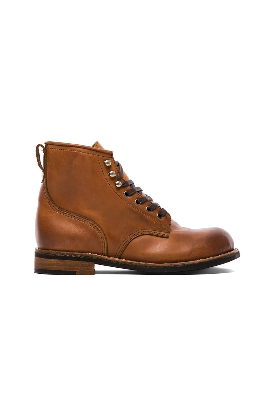 COMUNE Reed Classic Utility Boot in Tan