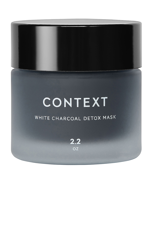 Context MASQUE VISAGE WHITE CHARCOAL