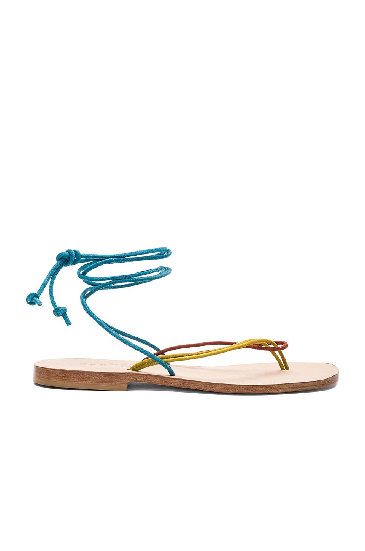 Favignana Sandal by CoRNETTI