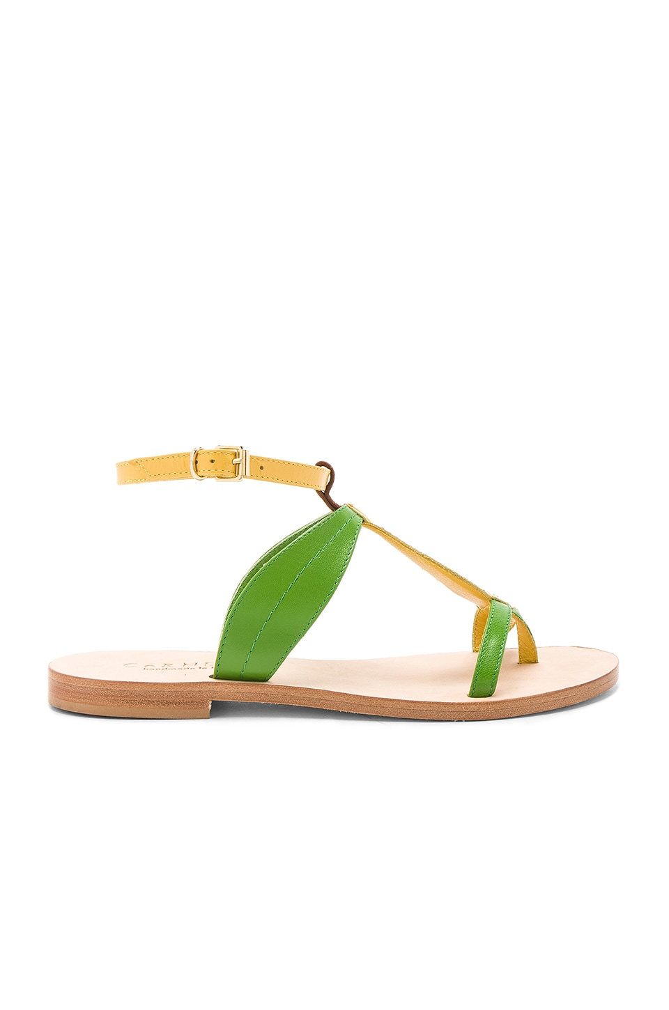 Banana Sandal by Cornetti