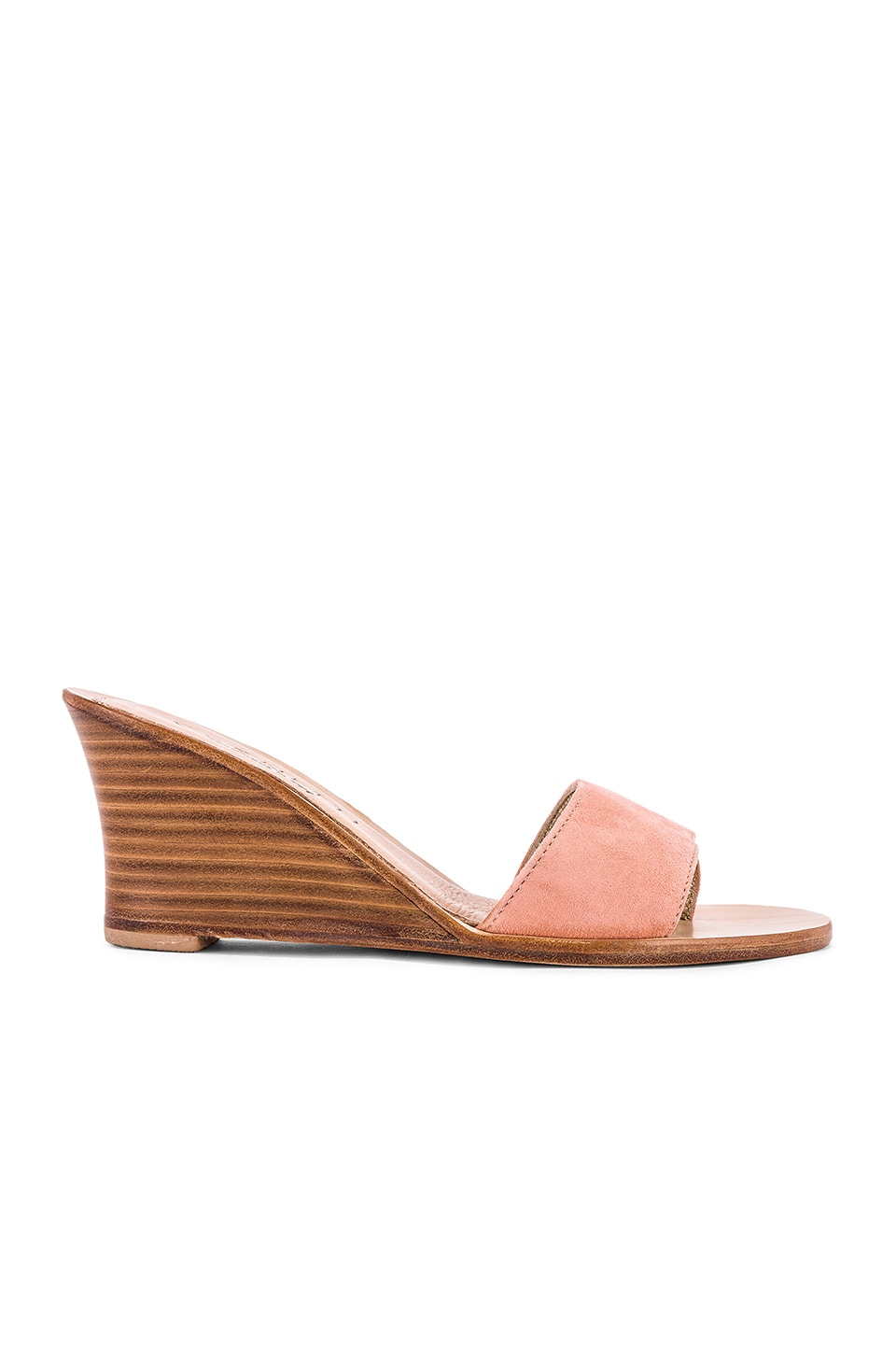 CoRNETTI Cannucce Wedge in Peach