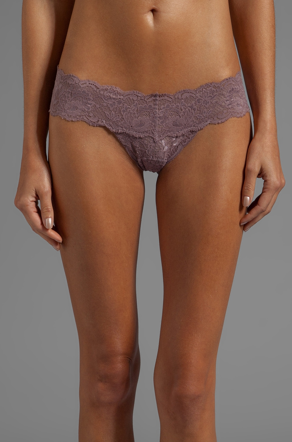 Cosabella Never Say Never LR Hot Pant in Dusty Mauve