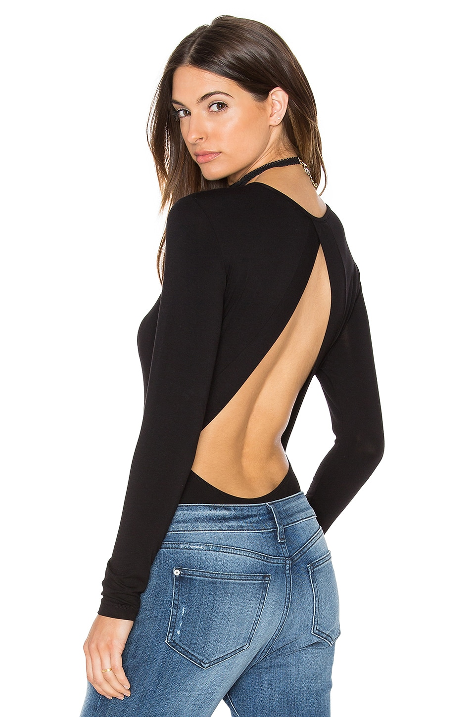 Cosabella Rimini Bodysuit in Black