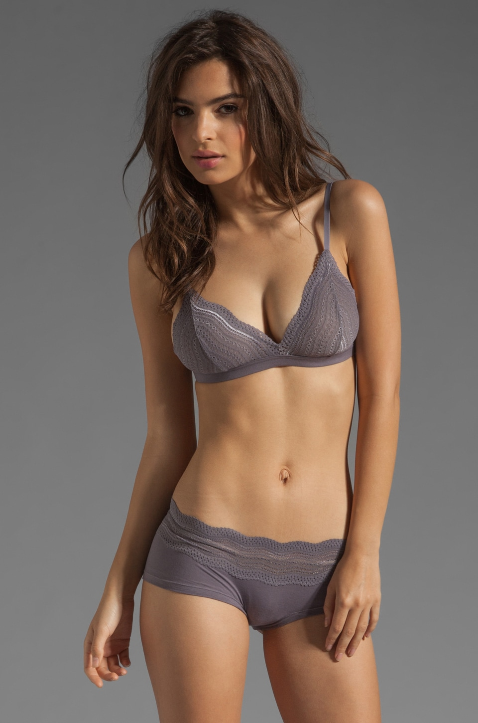 Cosabella Dolce Soft Bra in Rock