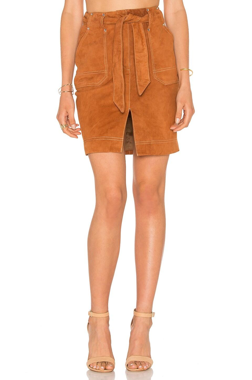 Cosette Nouel Skirt in Caramel