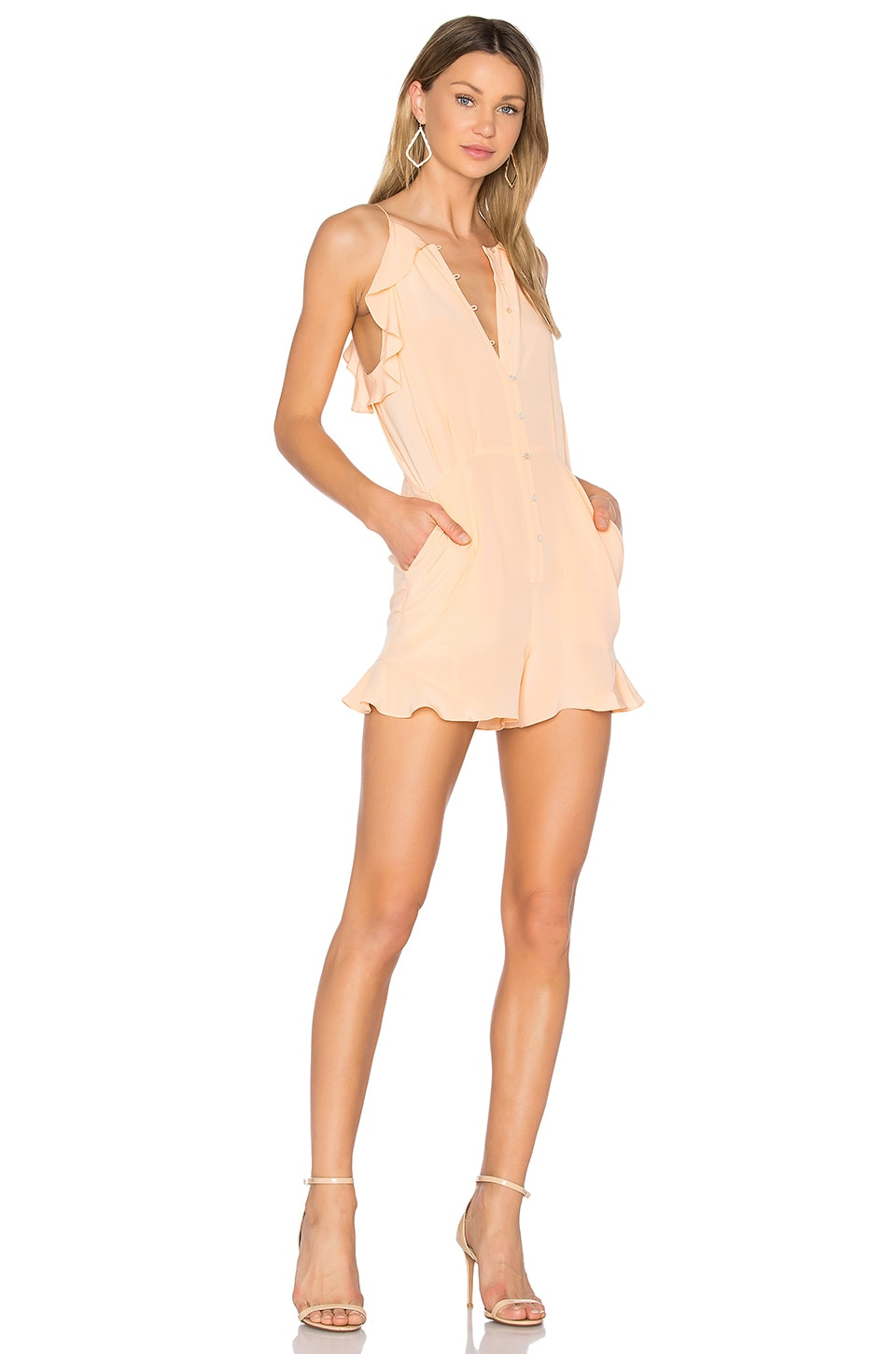 Bellamy Romper by Cosette