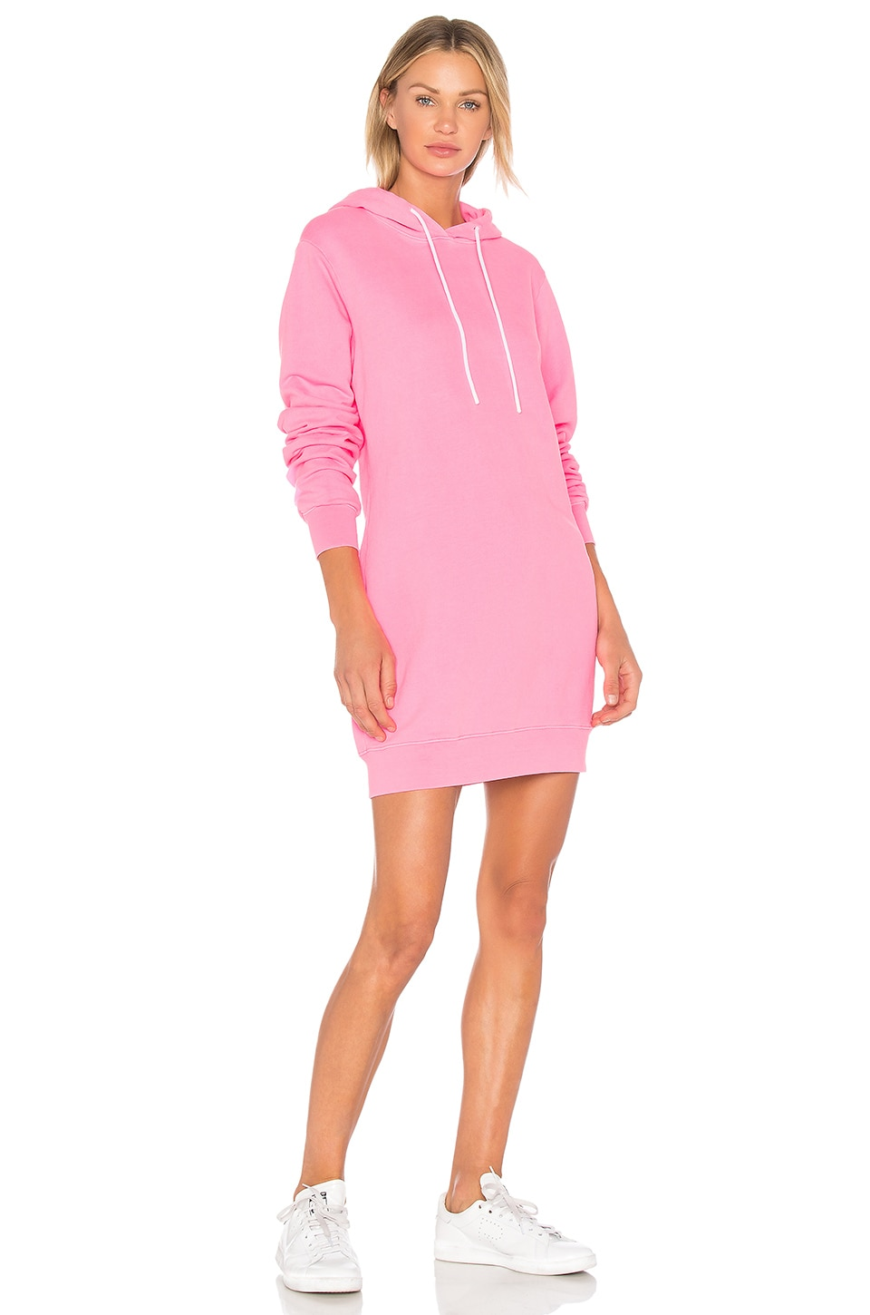COTTON CITIZEN ROBE MINI SWEAT