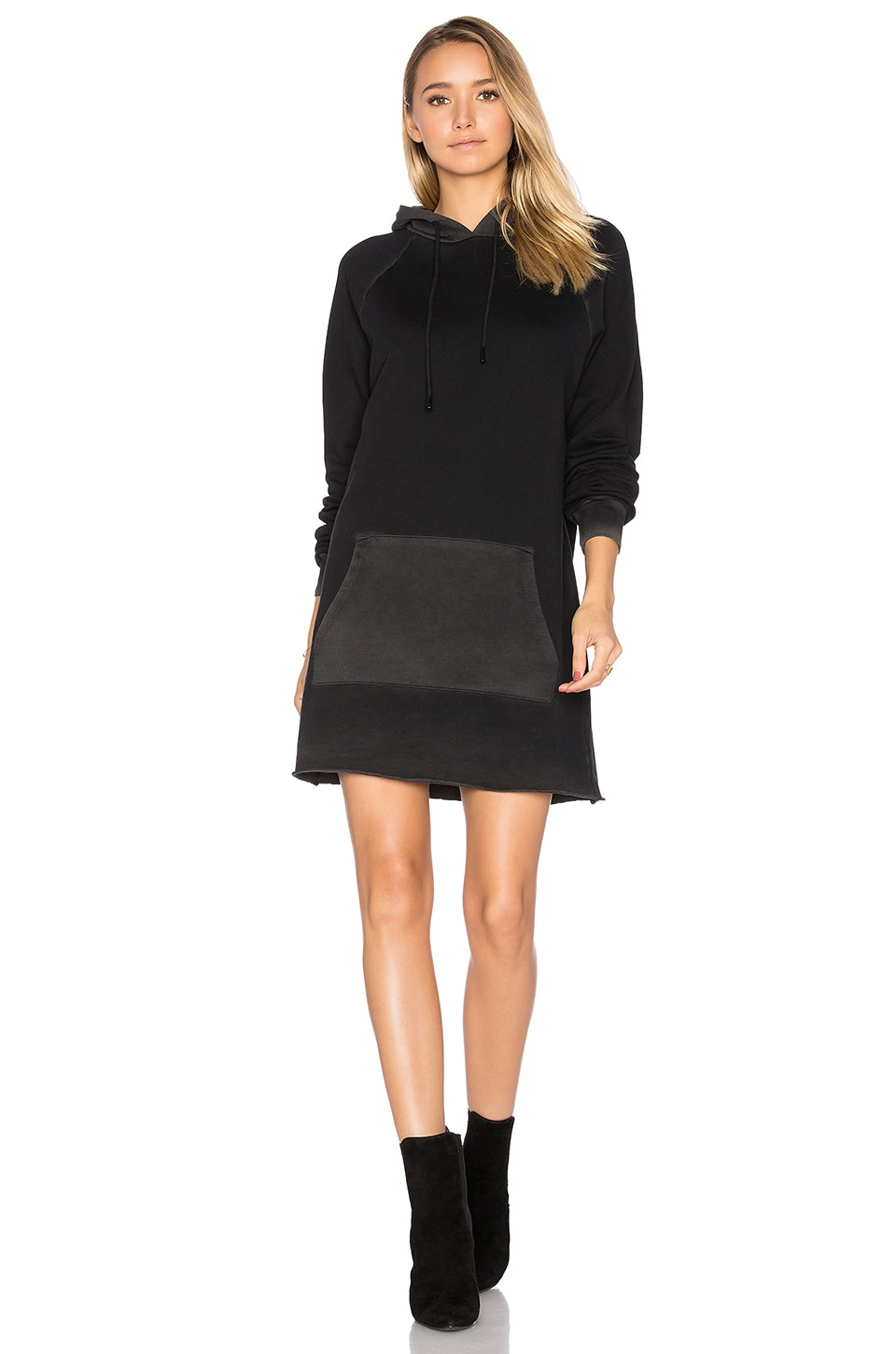 The Milan Long Sleeve Dress by COTTON CITIZEN