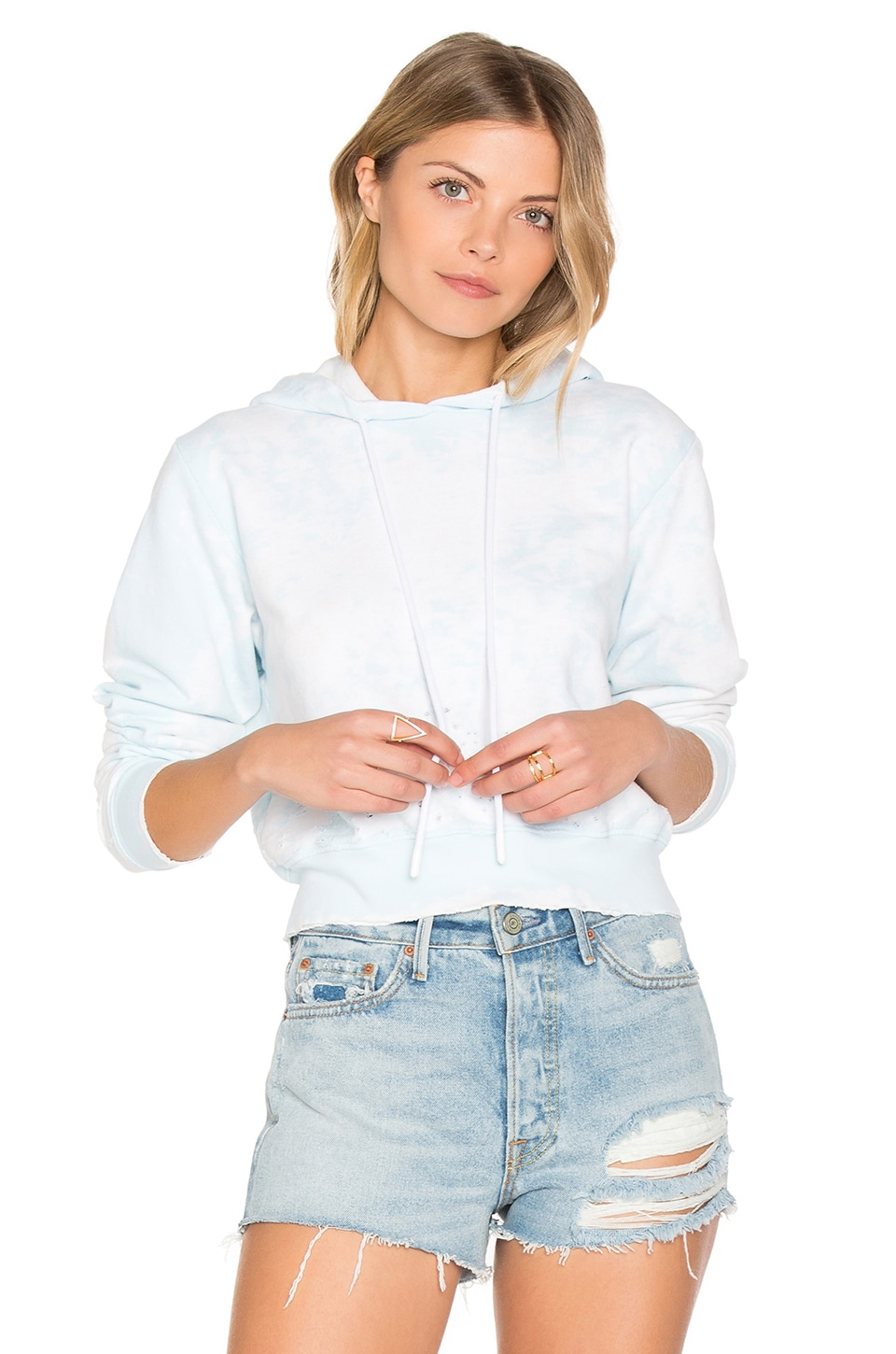 The Milan Cropped Pullover by Cotton Citizen