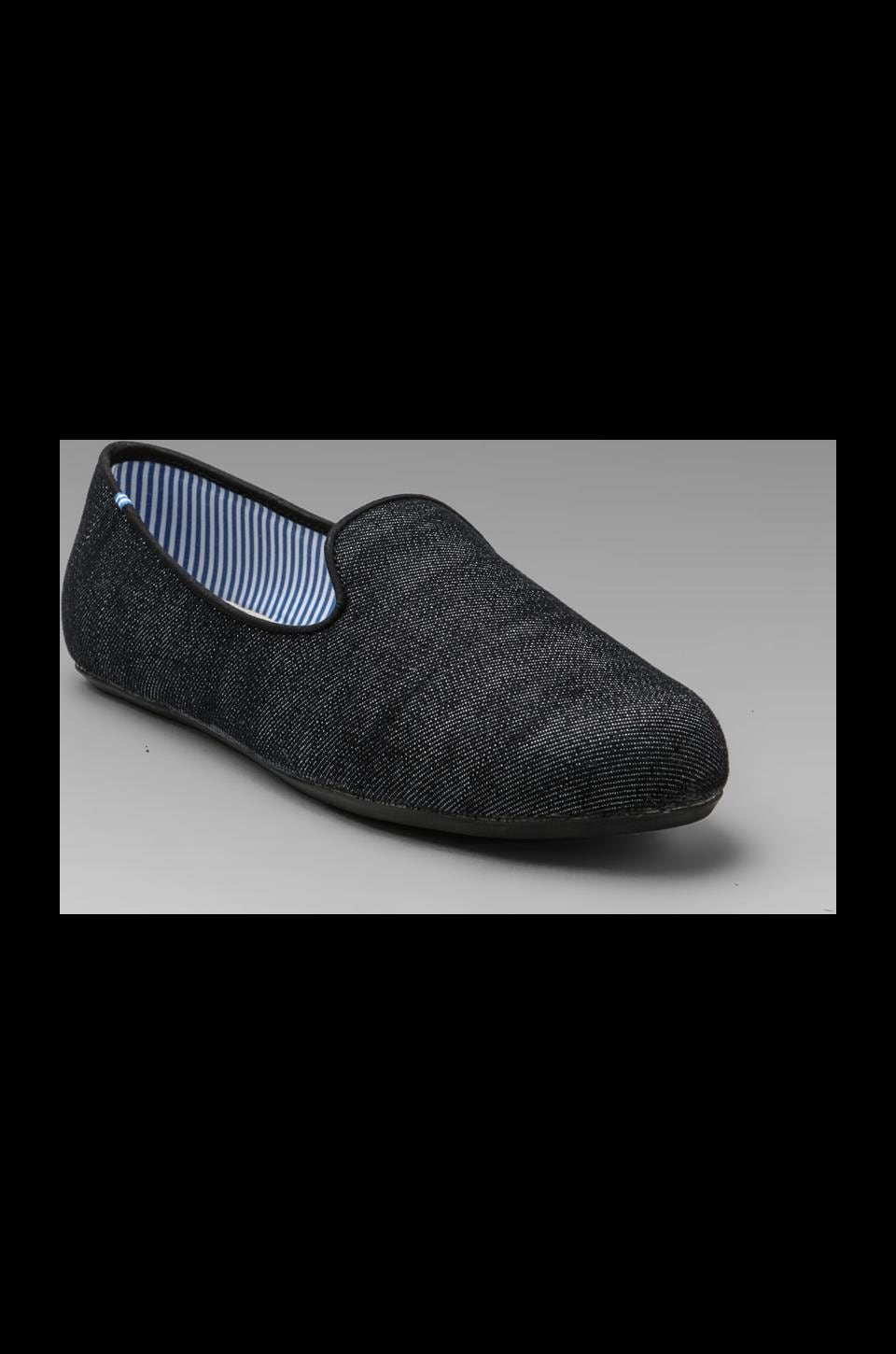 Charles Philip Shanghai Constantino Loafer in Denim