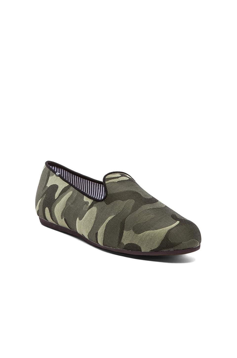 Charles Philip Shanghai Constantino Loafer in Camo