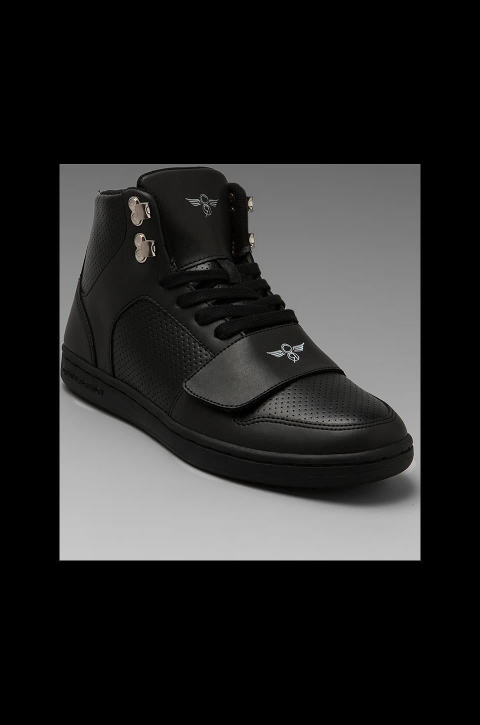Creative Recreation Classic Cesario in Black/Black