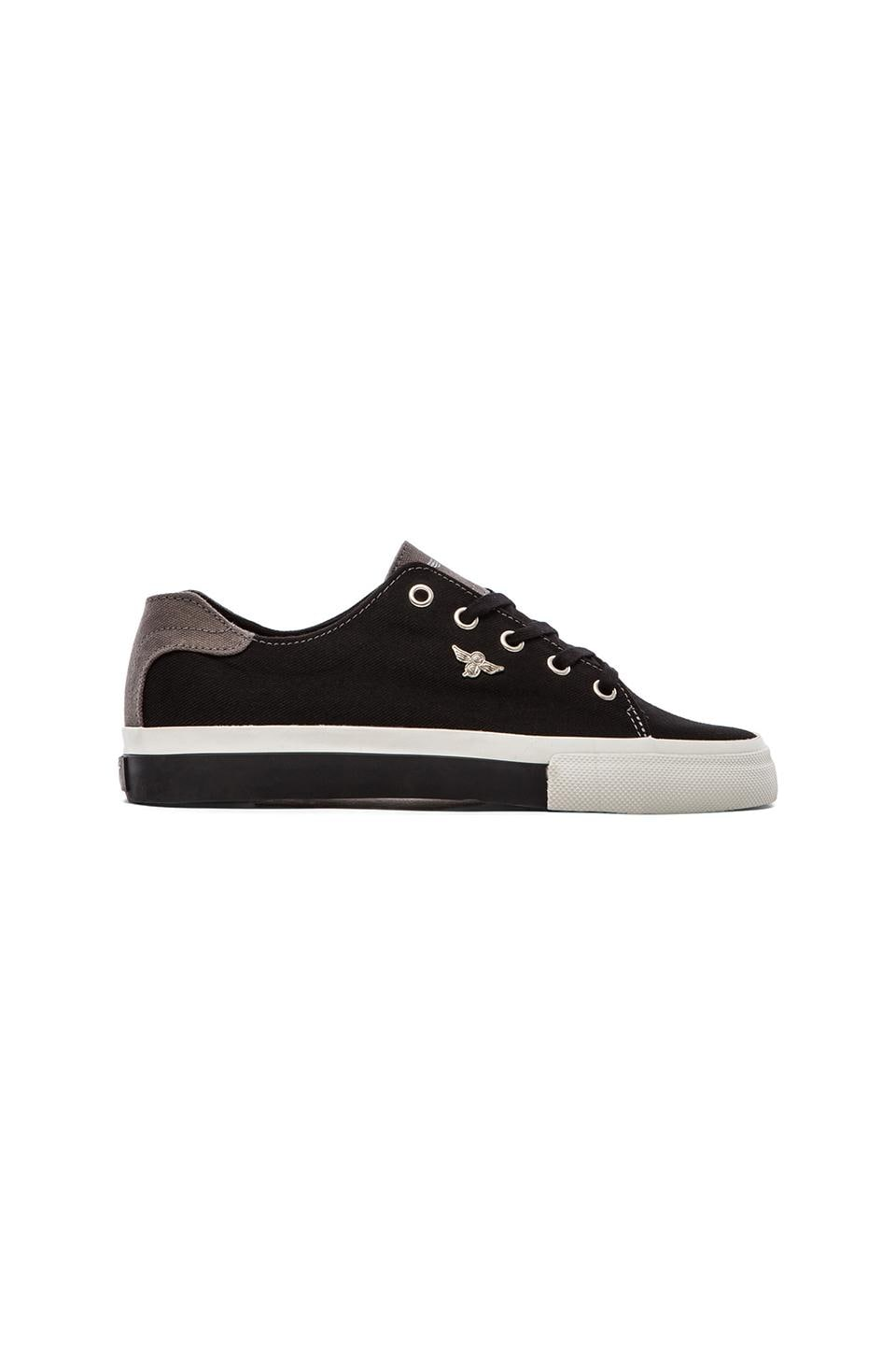 Creative Recreation Kaplan Sneaker in Black