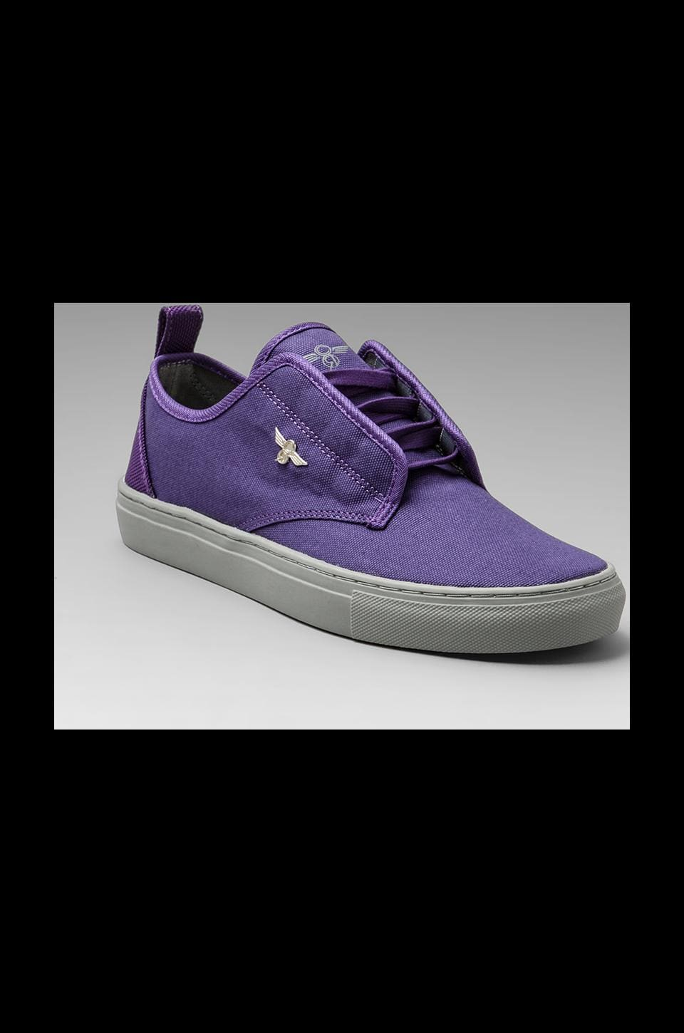 Creative Recreation Lacava in Plum/Grey