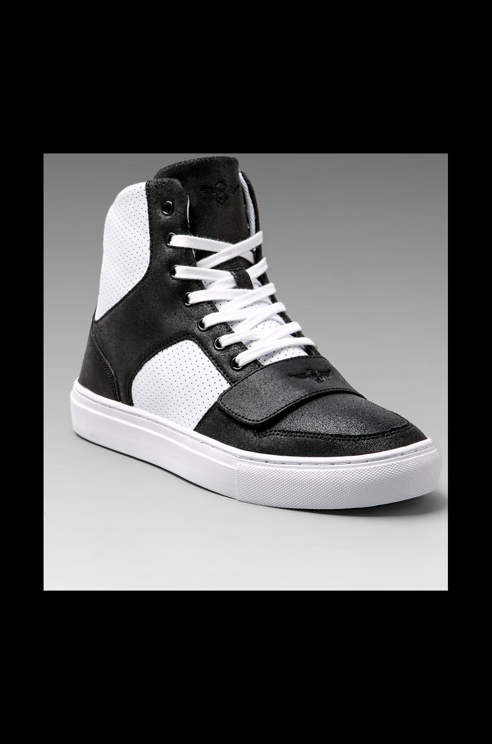 Creative Recreation Cesario X in Black Cloud
