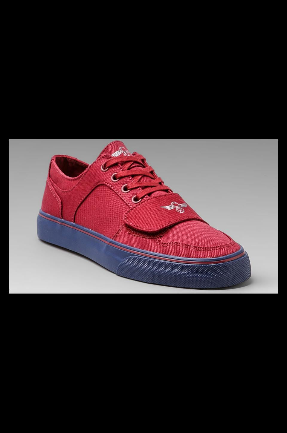 Creative Recreation Cesario Lo XVI in Maroon