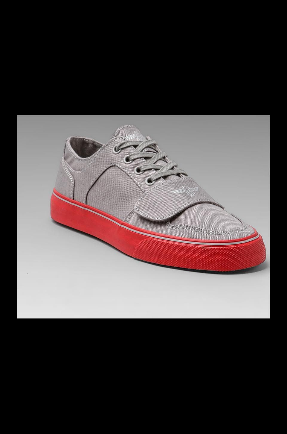 Creative Recreation Cesario Lo XVI in Grey Red