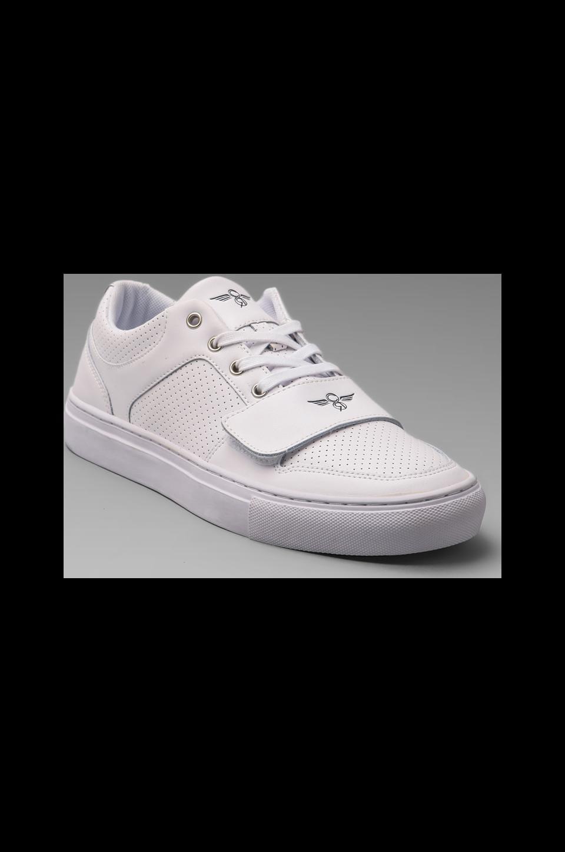 Creative Recreation Cesario Lo X in White Leather