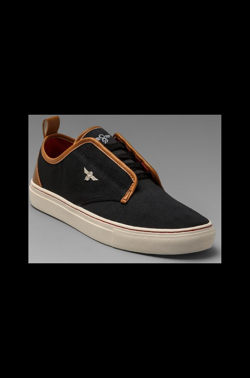 Creative Recreation Lacava in Black/Camel