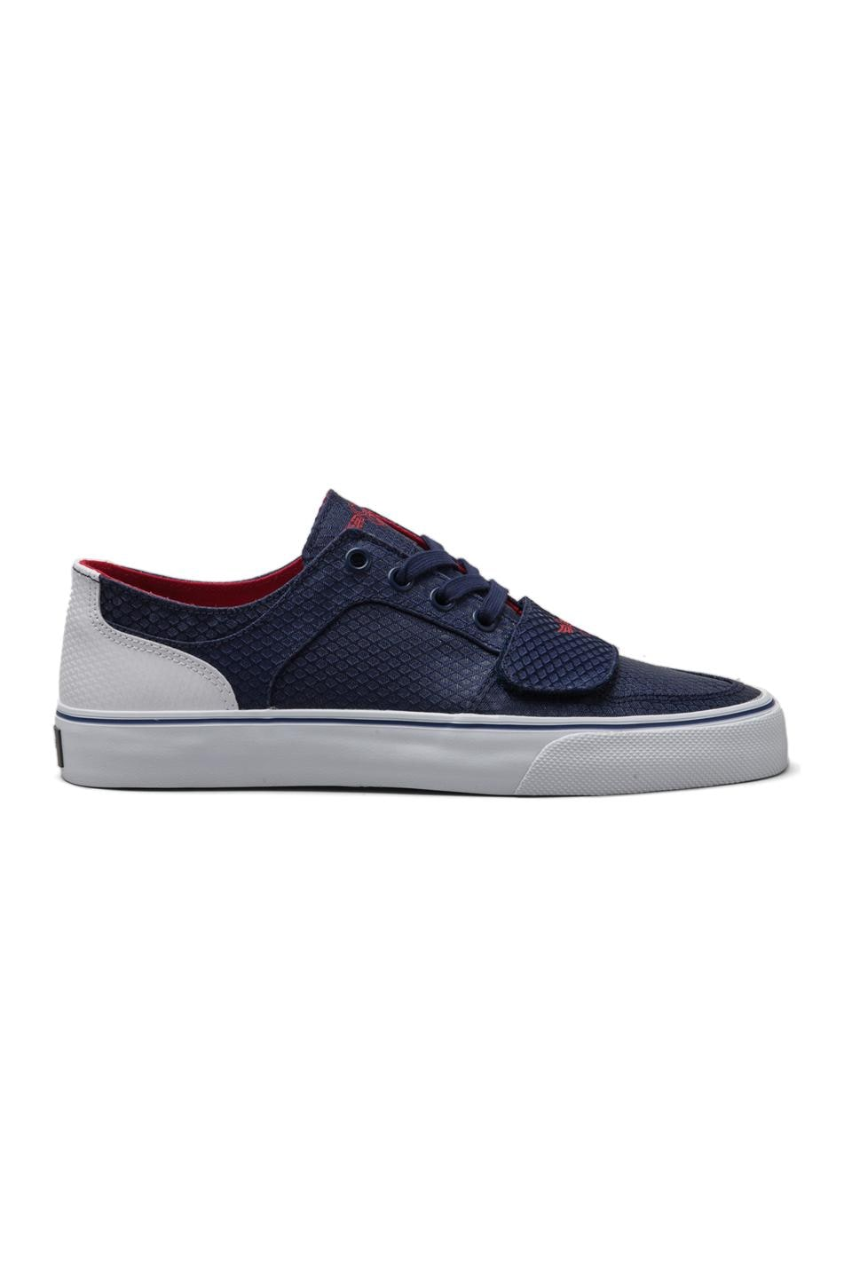 Creative Recreation Cesario Lo XVI in indigo/White/Red