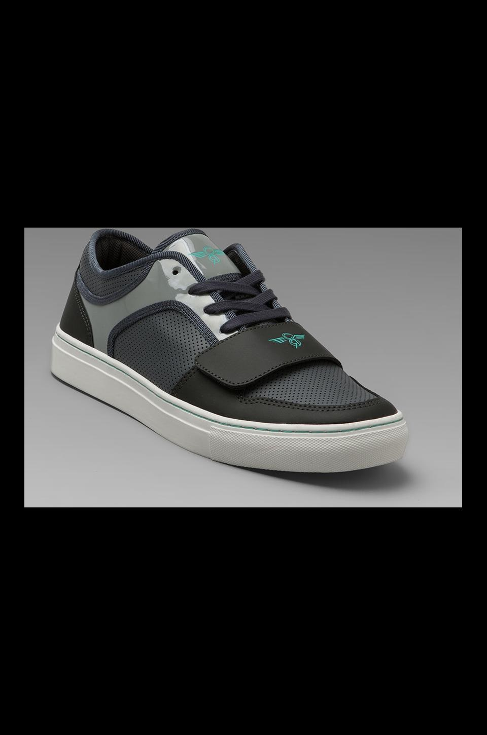 Creative Recreation Cesario Lo X in Smoke/Charcoal Grey