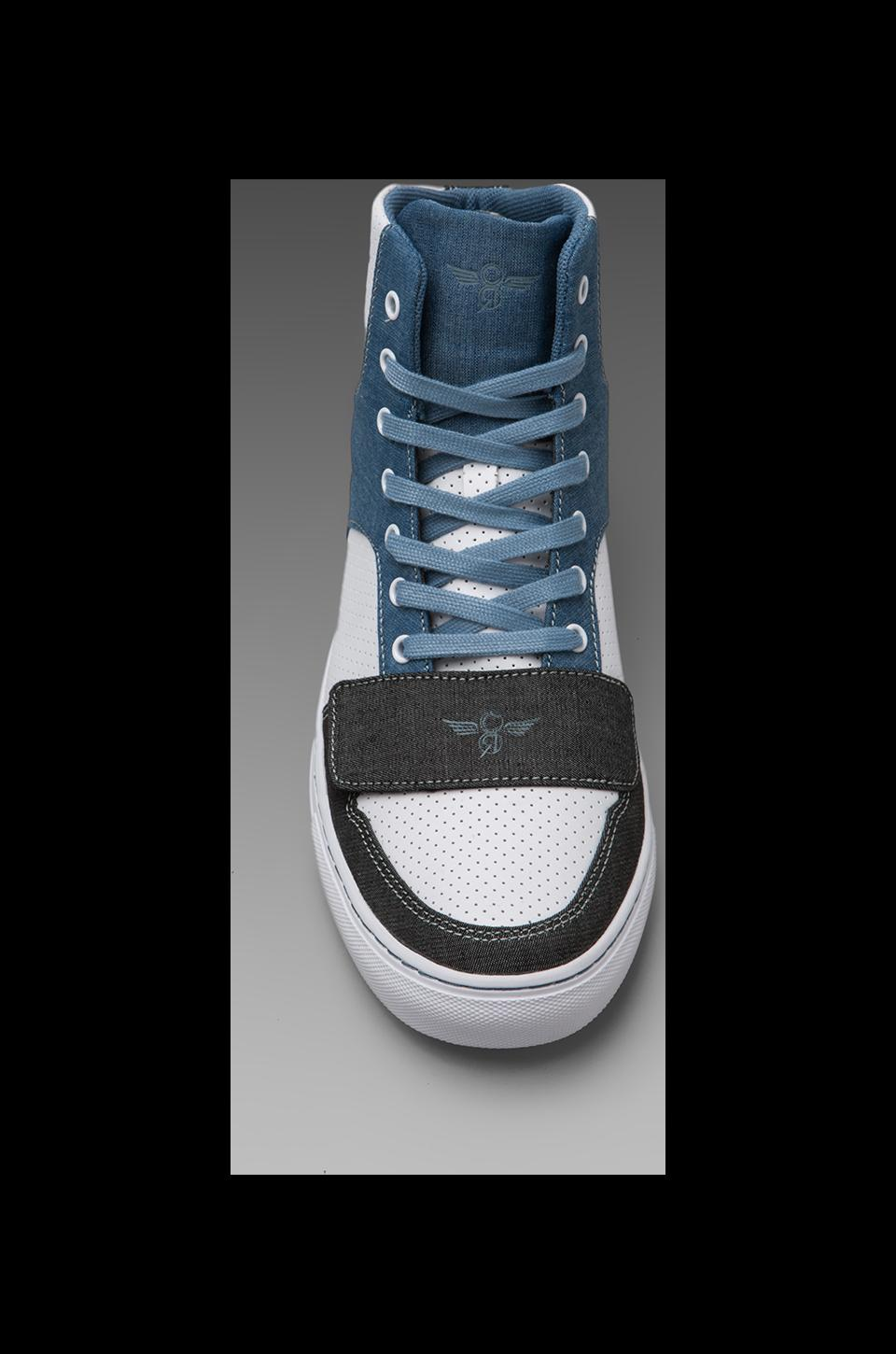 Creative Recreation Cesario X in Blue Chambray
